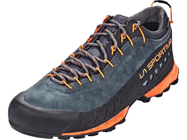La Sportiva TX4 GTX Shoes Herre carbon/flame